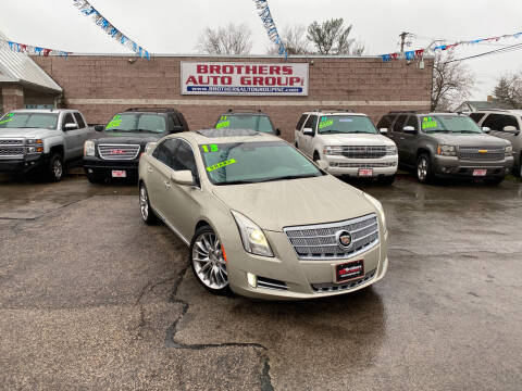 2013 Cadillac XTS for sale at Brothers Auto Group in Youngstown OH
