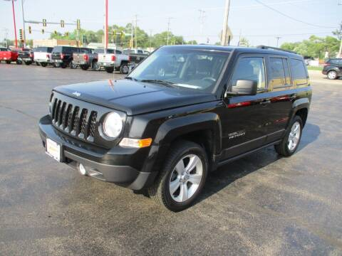 2014 Jeep Patriot for sale at Windsor Auto Sales in Loves Park IL