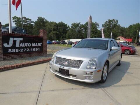 2009 Cadillac STS for sale at J T Auto Group in Sanford NC