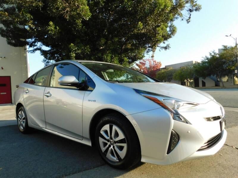2017 Toyota Prius for sale at Conti Auto Sales Inc in Burlingame CA