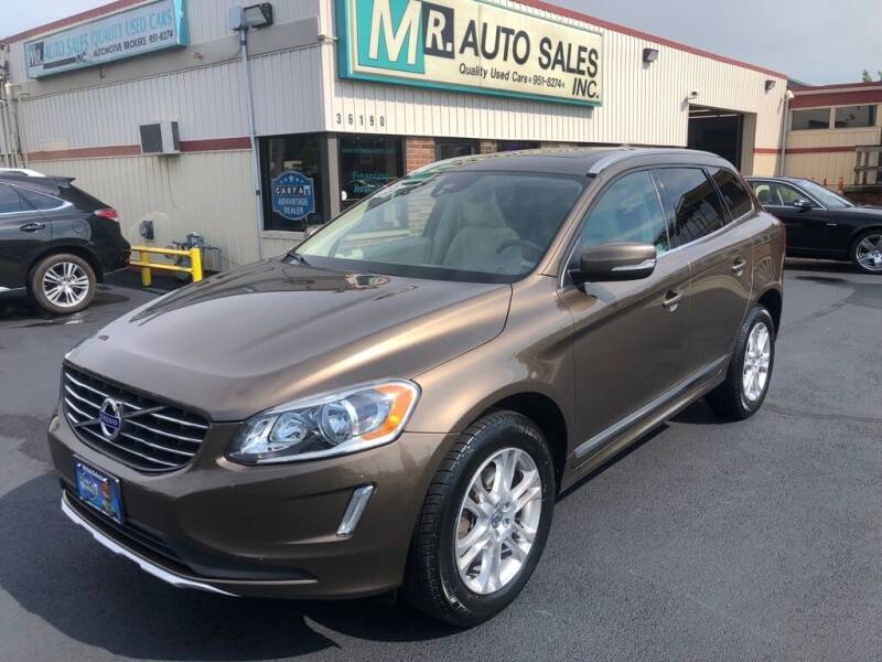 2015 Volvo XC60 for sale at MR Auto Sales Inc. in Eastlake OH