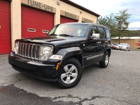 2010 Jeep Liberty for sale at Keystone Auto Center LLC in Allentown PA