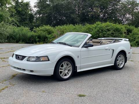 2003 Ford Mustang for sale at Westford Auto Sales in Westford MA