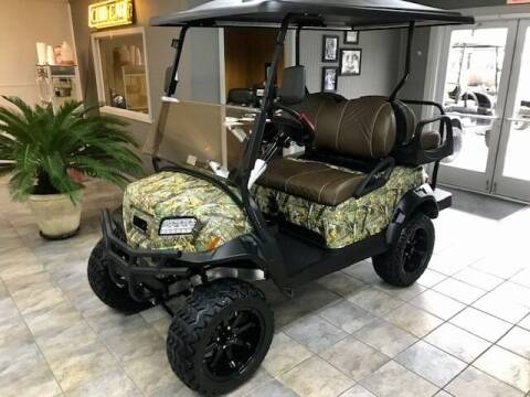 2021 Club Car Onward 4 Pass Lift Camo Gas for sale at METRO GOLF CARS INC in Fort Worth TX