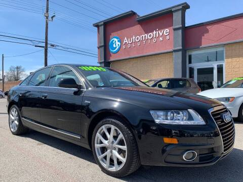 2011 Audi A6 for sale at Automotive Solutions in Louisville KY