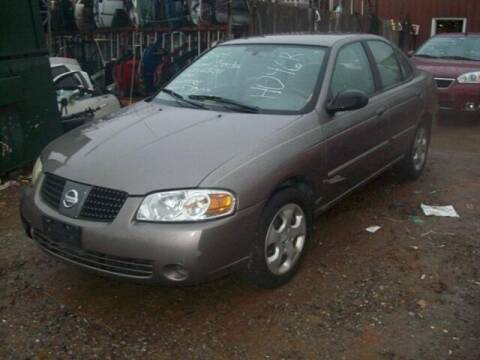 2005 Nissan Sentra for sale at East Coast Auto Source Inc. in Bedford VA