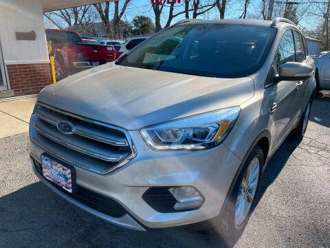 2017 Ford Escape for sale at New Wheels in Glendale Heights IL