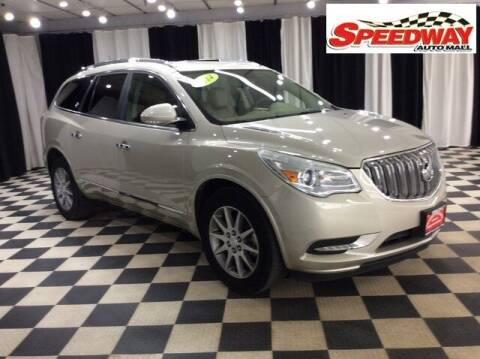 2014 Buick Enclave for sale at SPEEDWAY AUTO MALL INC in Machesney Park IL