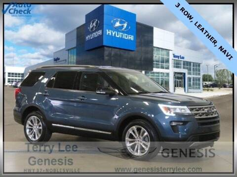 2018 Ford Explorer for sale at Terry Lee Hyundai in Noblesville IN