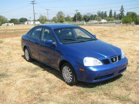 2005 Suzuki Forenza for sale at M&N Auto Service & Sales in El Cajon CA
