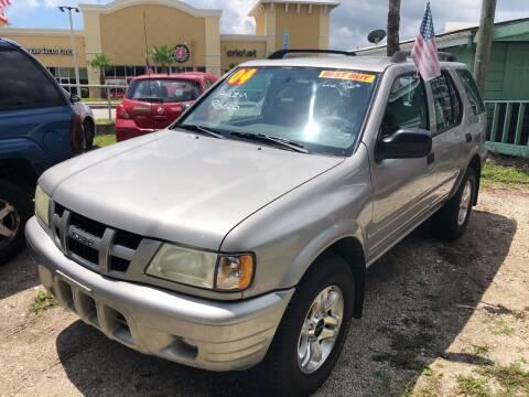 2004 Isuzu Rodeo for sale at Castagna Auto Sales LLC in Saint Augustine FL