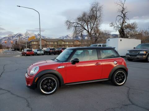 2010 MINI Cooper for sale at UTAH AUTO EXCHANGE INC in Midvale UT