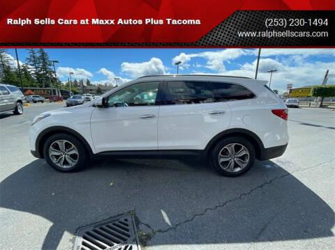 2013 Hyundai Santa Fe for sale at Ralph Sells Cars at Maxx Autos Plus Tacoma in Tacoma WA