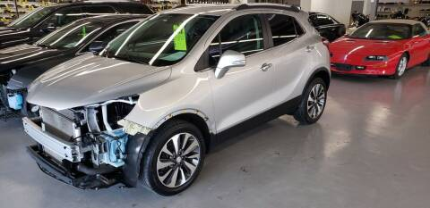 2017 Buick Encore for sale at Adams Enterprises in Knightstown IN