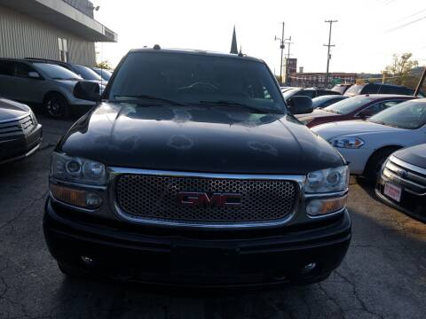 2004 GMC Yukon XL for sale at Six Brothers Auto Sales in Youngstown OH