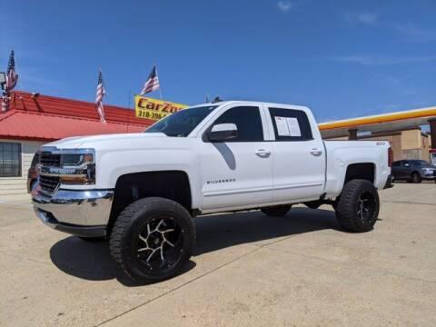 2018 Chevrolet Silverado 1500 for sale at CarZoneUSA in West Monroe LA