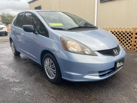 2009 Honda Fit for sale at Midtown Motor Company in San Antonio TX