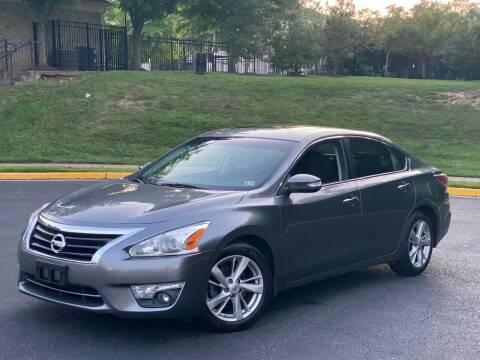 2015 Nissan Altima for sale at Diamond Automobile Exchange in Woodbridge VA