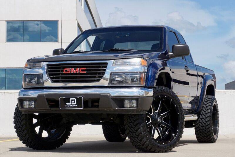 2004 GMC Canyon for sale at JD MOTORS in Austin TX