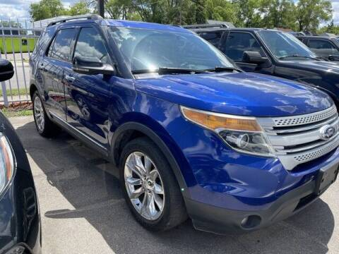 2013 Ford Explorer for sale at SOUTHFIELD QUALITY CARS in Detroit MI