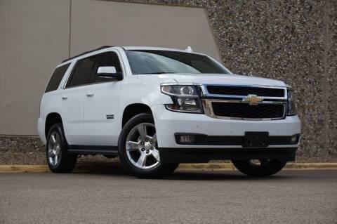 2018 Chevrolet Tahoe for sale at Dallas Auto Finance in Dallas TX