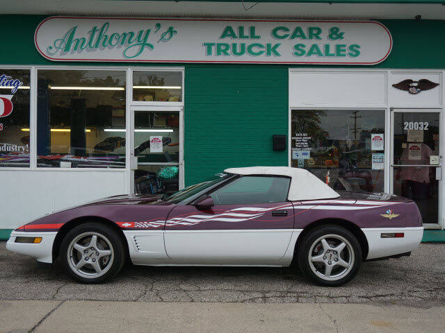 1995 Chevrolet Corvette for sale at Anthony's All Cars & Truck Sales in Dearborn Heights MI