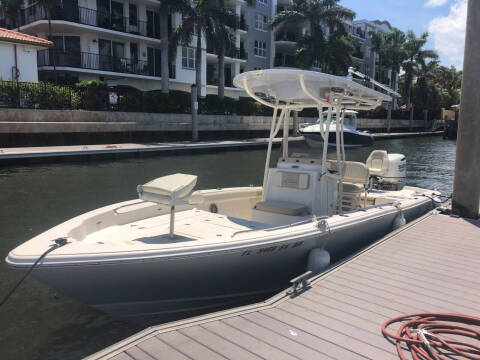 2019 Sea Chaser 26 LX