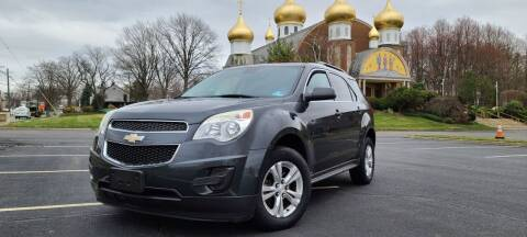 2013 Chevrolet Equinox for sale at Car Leaders NJ, LLC in Hasbrouck Heights NJ