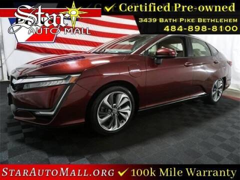 2018 Honda Clarity Plug-In Hybrid for sale at STAR AUTO MALL 512 in Bethlehem PA