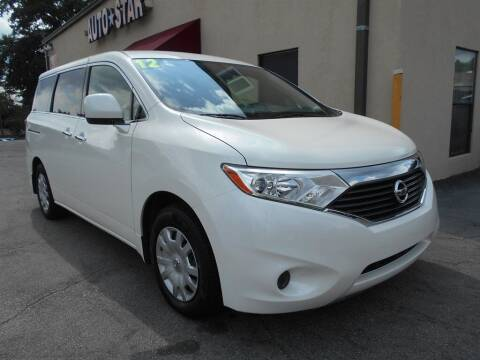 2012 Nissan Quest for sale at AutoStar Norcross in Norcross GA