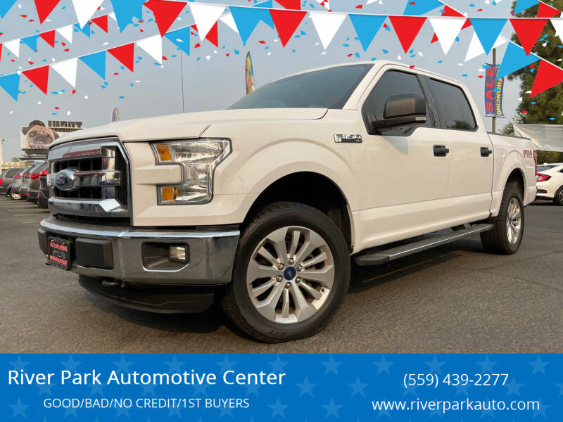 2015 Ford F-150 for sale at River Park Automotive Center in Fresno CA