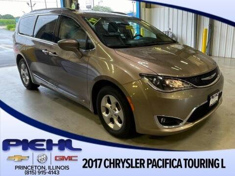 2017 Chrysler Pacifica for sale at Piehl Motors - PIEHL Chevrolet Buick Cadillac in Princeton IL