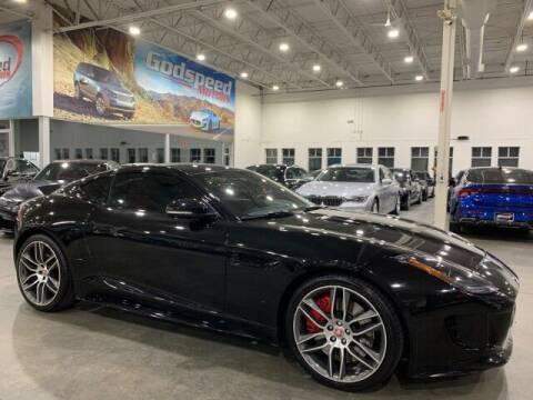 2015 Jaguar F-TYPE for sale at Godspeed Motors in Charlotte NC