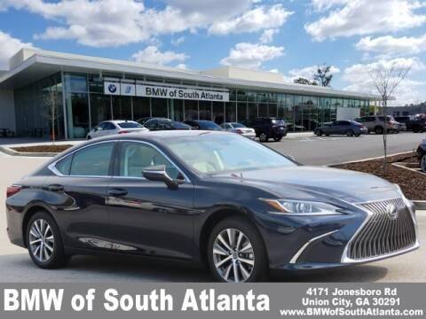 2020 Lexus ES 350 for sale at Carol Benner @ BMW of South Atlanta in Union City GA
