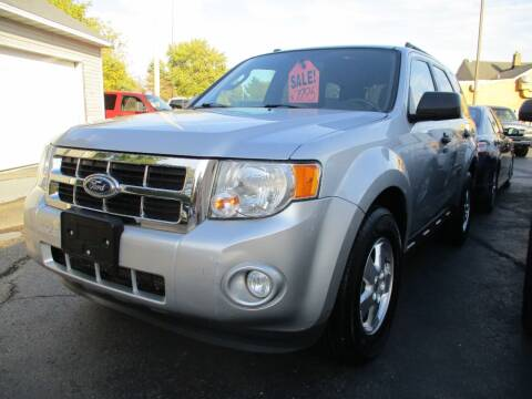 2011 Ford Escape for sale at SPRINGFIELD AUTO SALES in Springfield WI