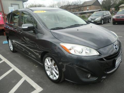 2013 Mazda MAZDA5 for sale at Auto Solution in San Antonio TX