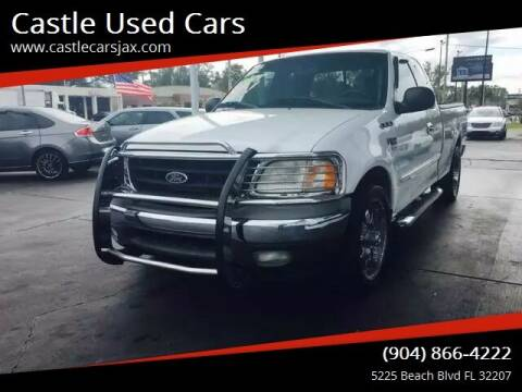 2003 Ford F-150 for sale at Castle Used Cars in Jacksonville FL
