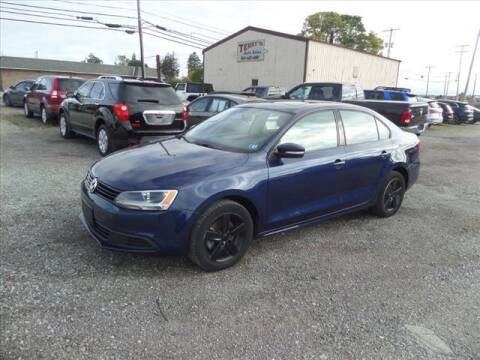 2011 Volkswagen Jetta for sale at Terrys Auto Sales in Somerset PA