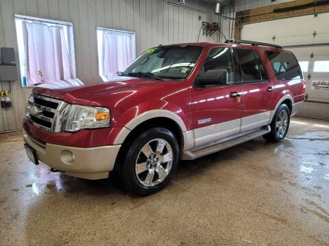 2007 Ford Expedition EL for sale at Sand's Auto Sales in Cambridge MN