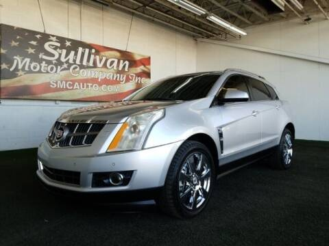2010 Cadillac SRX for sale at SULLIVAN MOTOR COMPANY INC. in Mesa AZ