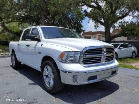 2014 RAM Ram Pickup 1500 for sale at Start Auto Liquidation Center in Miramar FL