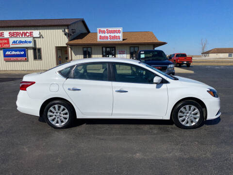2018 Nissan Sentra for sale at Pro Source Auto Sales in Otterbein IN