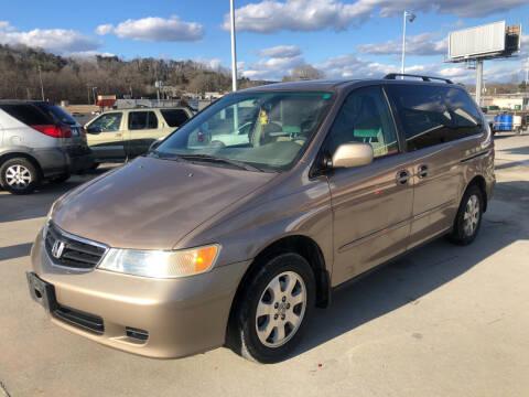 2003 Honda Odyssey for sale at CarUnder10k in Dayton TN