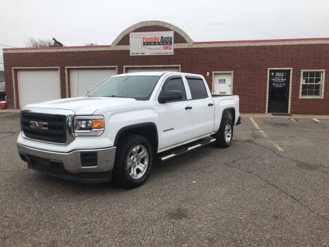 2014 GMC Sierra 1500 for sale at Family Auto Finance OKC LLC in Oklahoma City OK