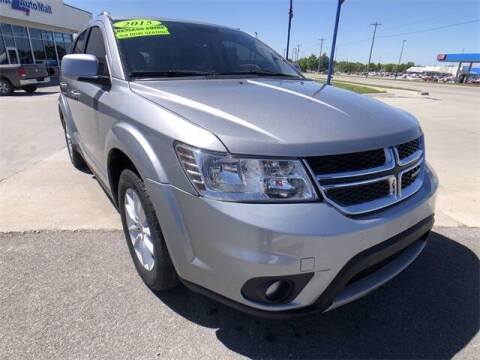 2015 Dodge Journey for sale at Show Me Auto Mall in Harrisonville MO
