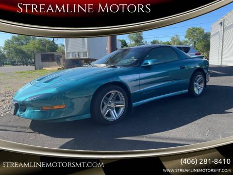 1994 Pontiac Firebird for sale at Streamline Motors in Billings MT