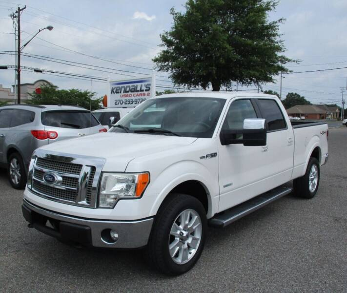 2011 Ford F-150 for sale at Kendall's Used Cars 2 in Murray KY