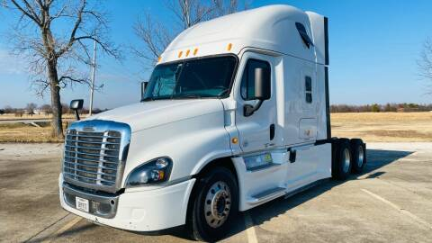 2014 Freightliner Cascadia for sale at The Truck Shop in Okemah OK