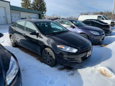 2013 Dodge Dart for sale at Yachs Auto Sales and Service in Ringle WI
