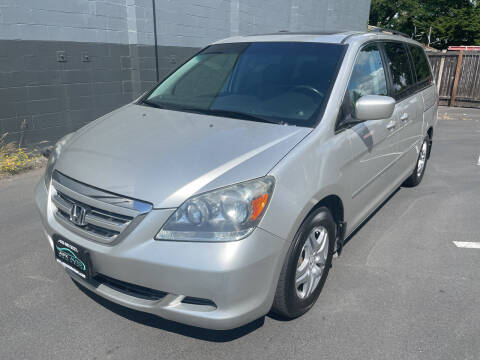 2007 Honda Odyssey for sale at APX Auto Brokers in Lynnwood WA